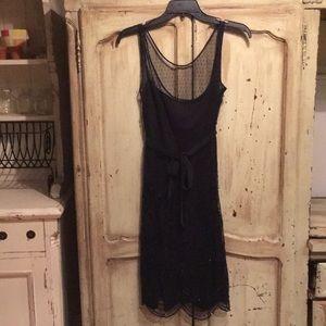 Betsy Johnson black cocktail dress